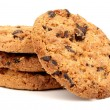 Royalty-Free Stock Photo: Chocolate Chip Cookies