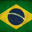 Stock Photo: Brasilian flag