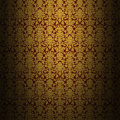 Red and Yellow Vintage pattern — Stock Photo