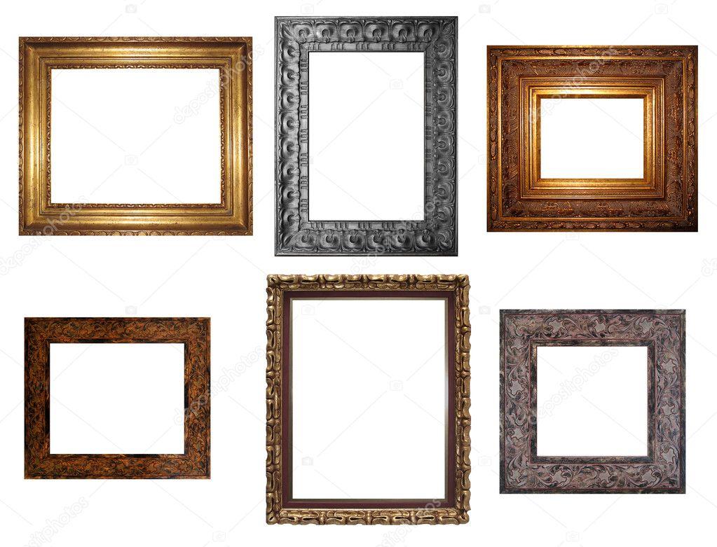 рамки для рисунков: