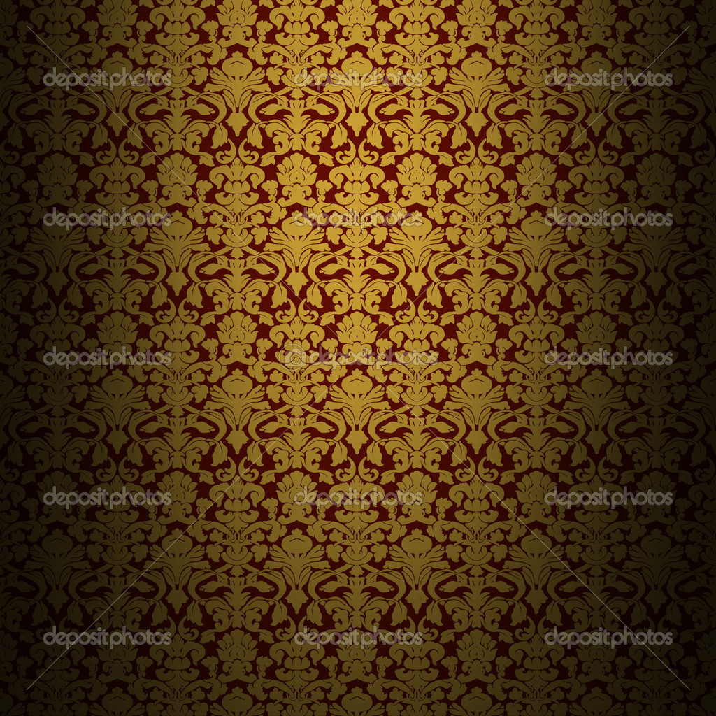 Red and Yellow Vintage pattern   Stock Photo #1907532