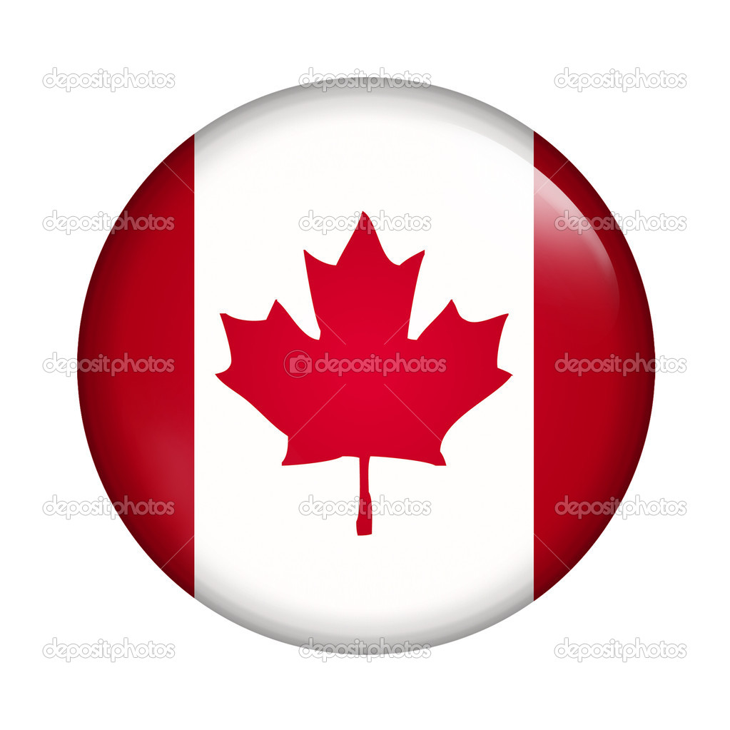 Canadian flag  Stock Photo #1984425