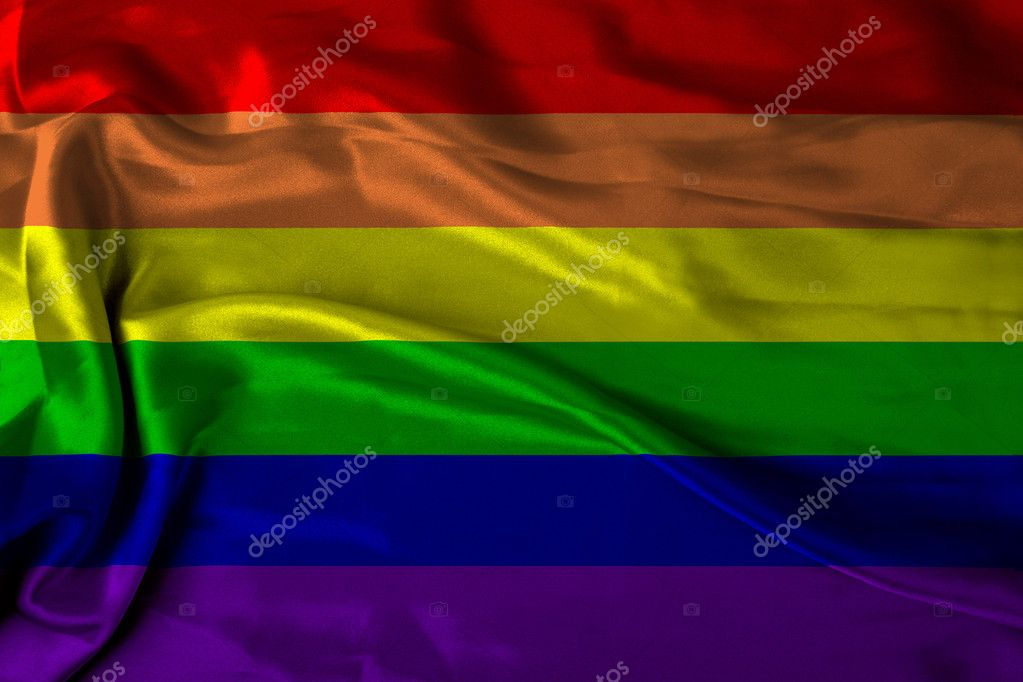 depositphotos 1984438 Gay pride flag He worked on a startup called Blue Light with Brian.