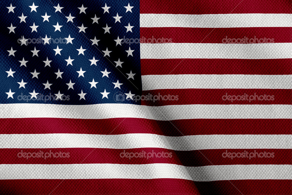 American flag — Stock Photo #1984659