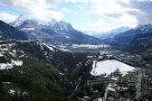 Fort in Briancon - Europe, France, Alps — Stock Photo