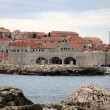 Dubrovnik - port, Croatia - Stock Photo