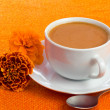 Foto Stock: Cup of coffe