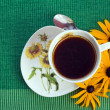 cup of coffe — Stock Photo #2265997