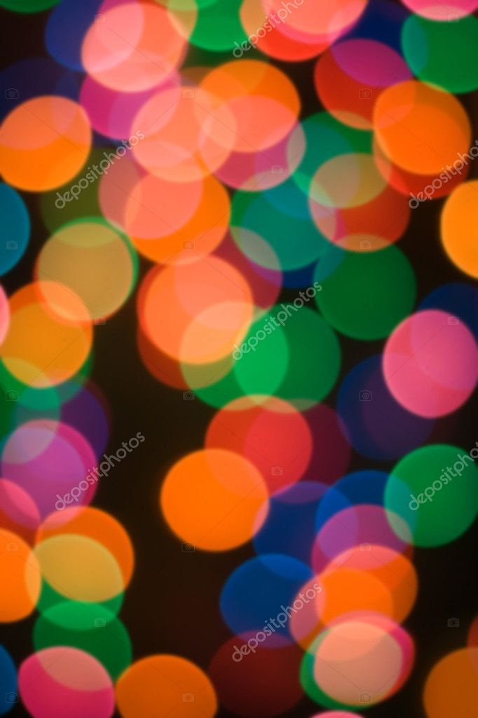 Background series: background with lights motive — Stock Photo #2343677