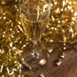 Royalty-Free Stock Photo: Champagne setting.