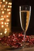 Champagne celebration. — Stock Photo