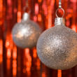 Christmas balls. — Stock Photo #1914653