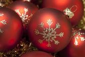 Christmas balls. — Stock Photo