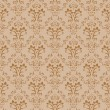 Royalty-Free Stock Vektorov obrzek: Seamless floral background