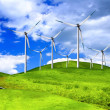Wind generators — Stock Photo #1885295