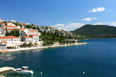 Adriatic coast landscape — Foto Stock