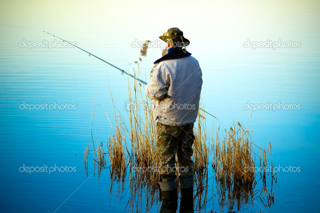 Fishing — Stock Photo #2059626