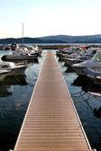 Vacances côte adriatique — Photo