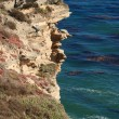 Stock Photo: Ocehighrise cliff