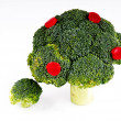 Broccoli trees — Stock Photo #2380682