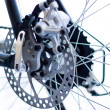 Bike brake disc — Stock Photo #1899806