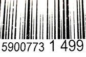 Barcode — Stock Photo