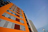 New building for habitation — Stock Photo