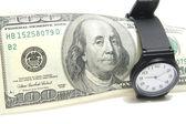 Time is money — Stockfoto