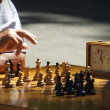 Chess match - Stock Photo
