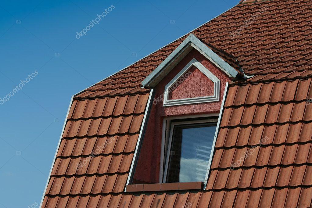 Антидормер в крыше своими руками