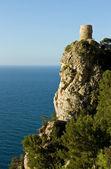 Torre del Verges — Stock Photo