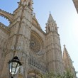 Cathedral of Palma de Mallorca - Stock Photo