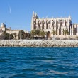 Cathedral of Palmde Mallorca — Stock Photo #2192298