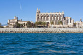 Cathedral of Palma de Mallorca — Stock Photo