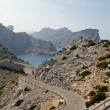 Coastline of island Mallorca — Stock Photo