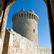 Castell de Bellver - Stock Photo