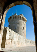 Castell de Bellver — Stock Photo