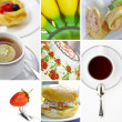 Food collage — Stock Photo #2000281