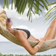 Royalty-Free Stock Photo: Hammock