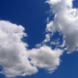 Blue Sky with Clouds — Stock Photo #1858488