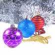 Royalty-Free Stock Photo: Christmas decoration bauble