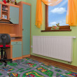 Interior of a children's room — Stock Photo