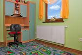 Interior of a children's room — Stock Photo