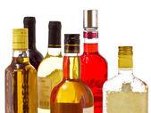 Multi Colour Bottled — Stock Photo