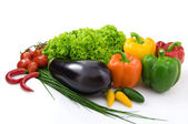 Mix Vegetable — Stock Photo