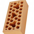 One brick — Stock Photo