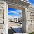 Stock Photo: Ancient ruins in sevastopol