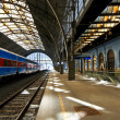 Railway station — Stock Photo #1897260