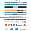 Royalty-Free Stock Imagen vectorial: Web 2.0 graphics