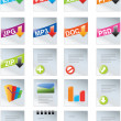 Royalty-Free Stock Vector Image: Designers toolkit series